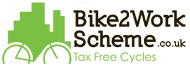Arthur Caygill's Cycles support Bike2Work Scheme tax free cycles