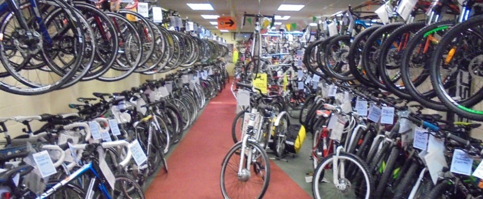Arthur Caygill Cycles shop image